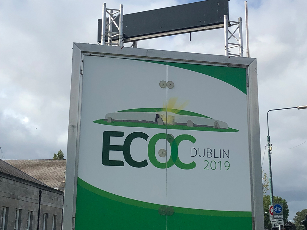 Grandway Presenting Its FTTX Products at Ecoc Dublin 2019