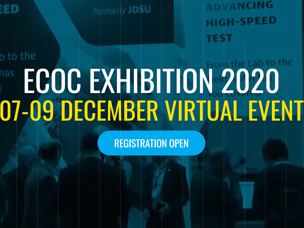 Grandway Presenting FTTX Solution at Ecoc Exhibition 2020